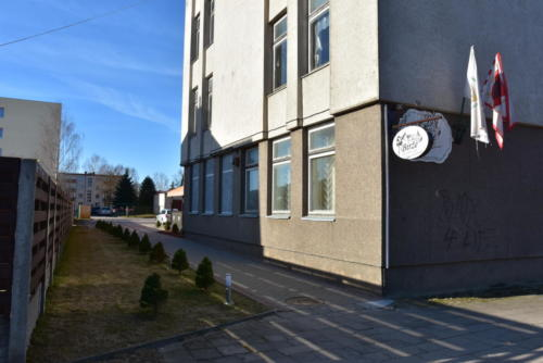 Algio Kulšinsko įmonė šalia Šokolado gama restorano